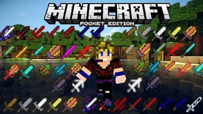 Скачать Моды нате Minecraft PE 0.1.4 (на оружие, скамейка равным образом машины)