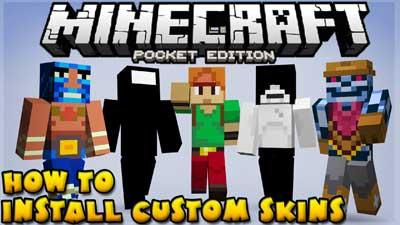 Скачать скины чтобы Minecraft PE 0.1.4 получи и распишись андроид